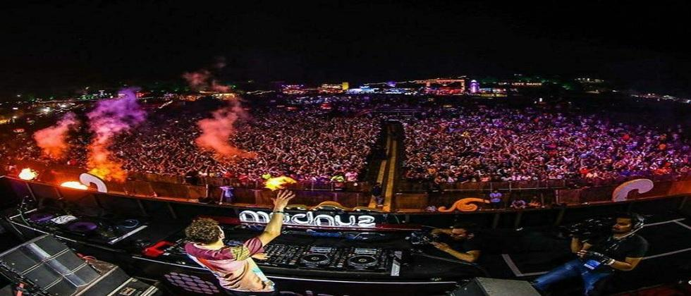 congress opposes sunburn festival warns government that they will protest against the festival