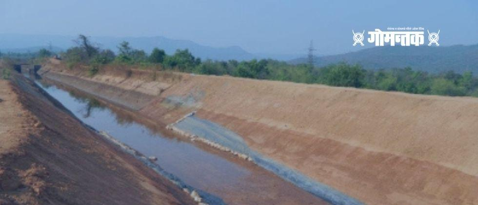Tillari canal damaged will affect supply to Pernem As the canal carried water to Goa North Goa