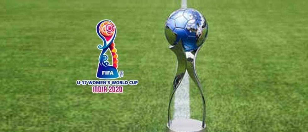 The girls' World Cup will be held in India next year