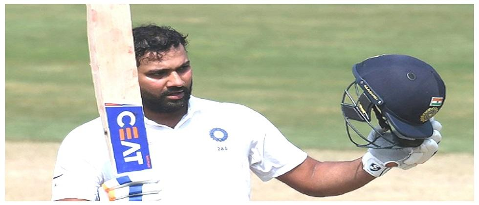 Rohit Sharma is fit for Australia tour