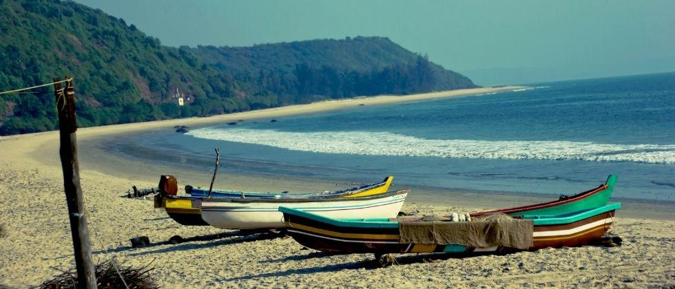 Silence on the beach No foreign tourists in Goa