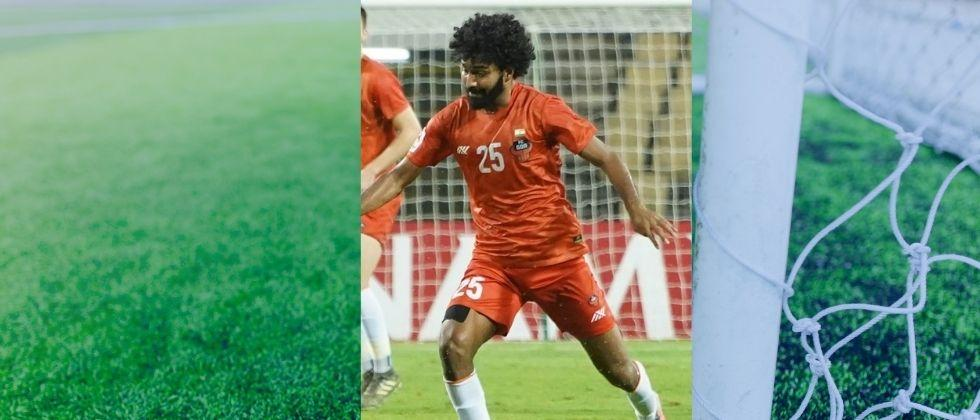 ISL The team changing process proved fruitful for midfielder Glenn Martins