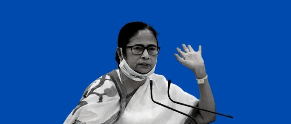The Mamata government refused to visit the Central Commission, citing Corona's reasons