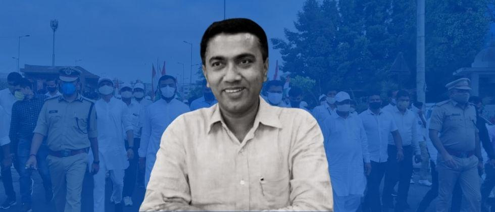 Pramod Sawant visit to Delhi sparks political discussions