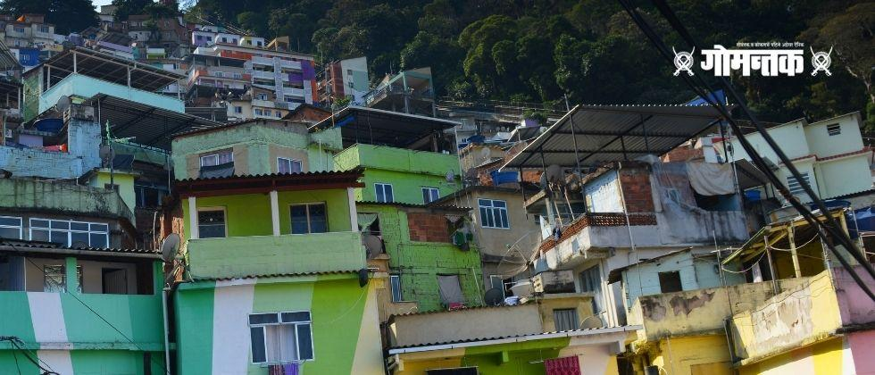 The G10 Bank will be established for slum dwellers in Brazil