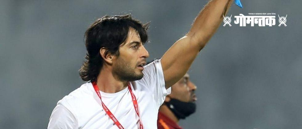 ISL 2020-21 FC Goa defense concerns Emphasis on avoiding repetition of mistakes against Lower Odisha