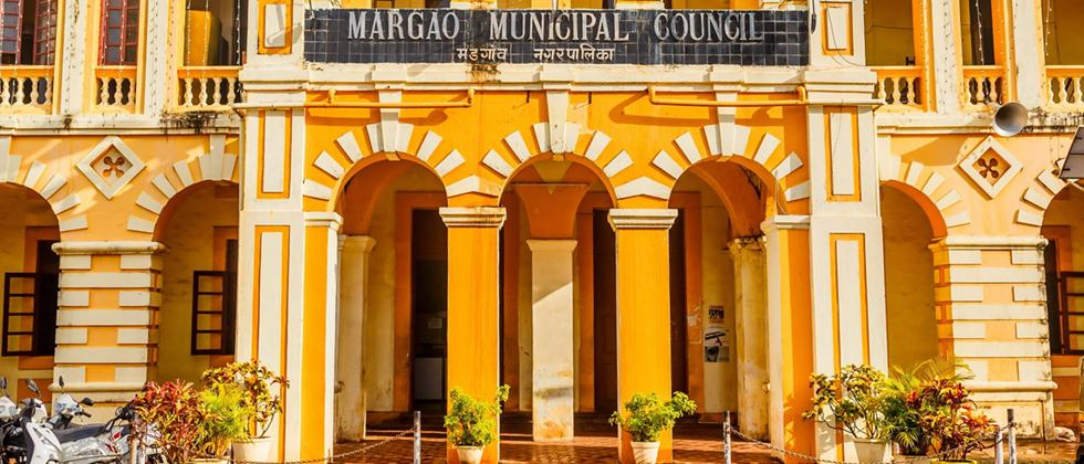 Margao municipal council status reduced due to commissioner and Mayor disputes