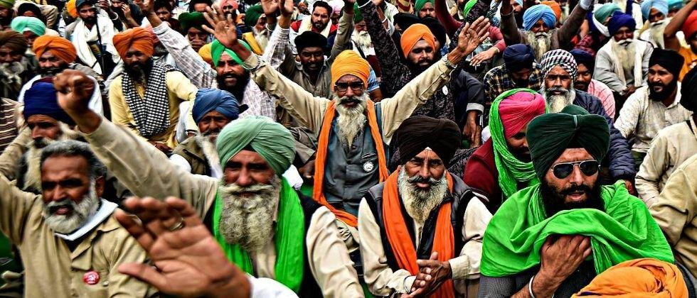 Farmer Protest If we dont have the strength we will oppose We will hold a national movement