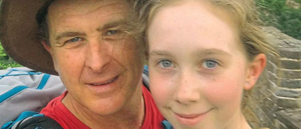 Australian journalist reveals how China threatened fourteen-year old daughter with detention