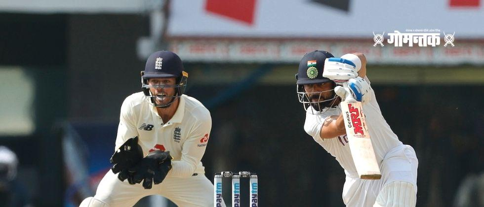 India Vs England English Wicketkeeper Ben Foakes stunned Chennai fans by reminding them of MS Dhoni