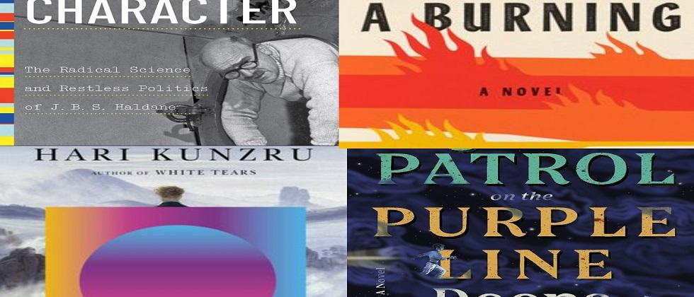 Books by three Indians are listed  New York Times best seller books