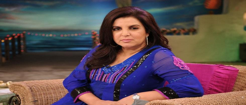 Today is the birthday of director producer actress and choreographer Farah Khan