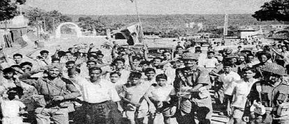 Invitation for Goa Liberation day 2020 has not been given to the freedom fighters of Goa liberation
