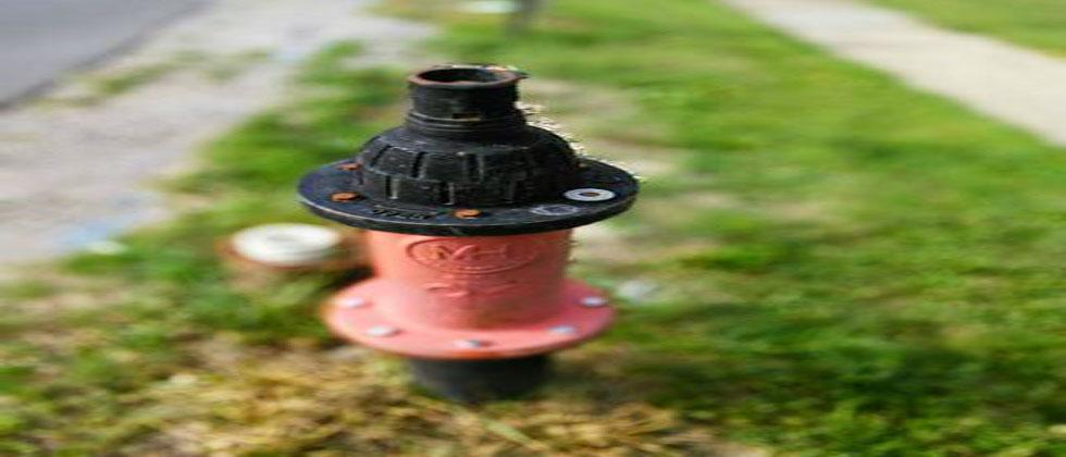 Sort out the fire hydrant question