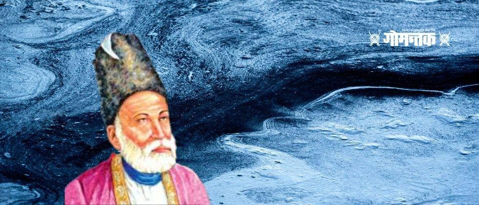 Mirza Ghalib Death Anniversary The seeds of India Pakistan partition were sown in the division of language