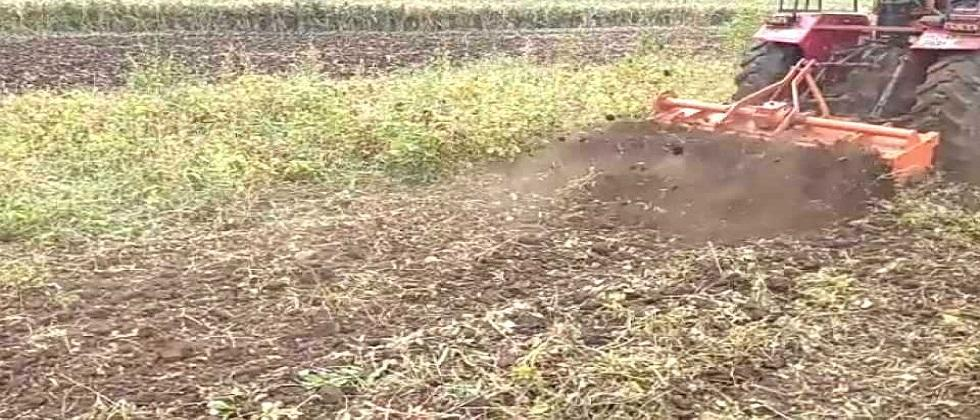 Farmers are not able to buy the machines that are necessary for agricultural work