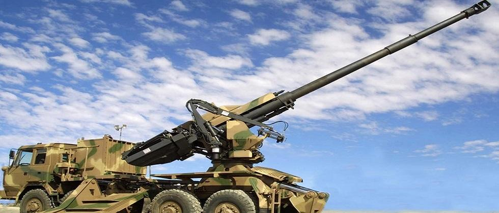 "newly-produced ATAGS howitzer is the ""best gun in the world with the capability to strike targets at the longest range of 48 kilometres"
