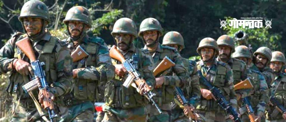 Indian Security forces killed 3 terrorists in Shopian sector of Jammu and Kashmir