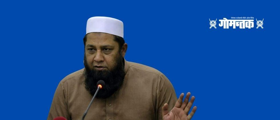 Now Inzamam also reacted from the pitch