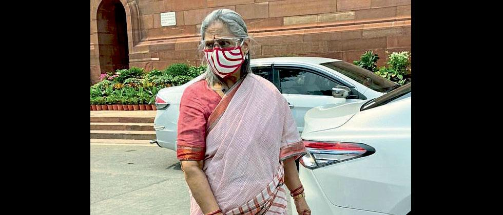 People who made their names in film industry are defaming it: Jaya Bachchan