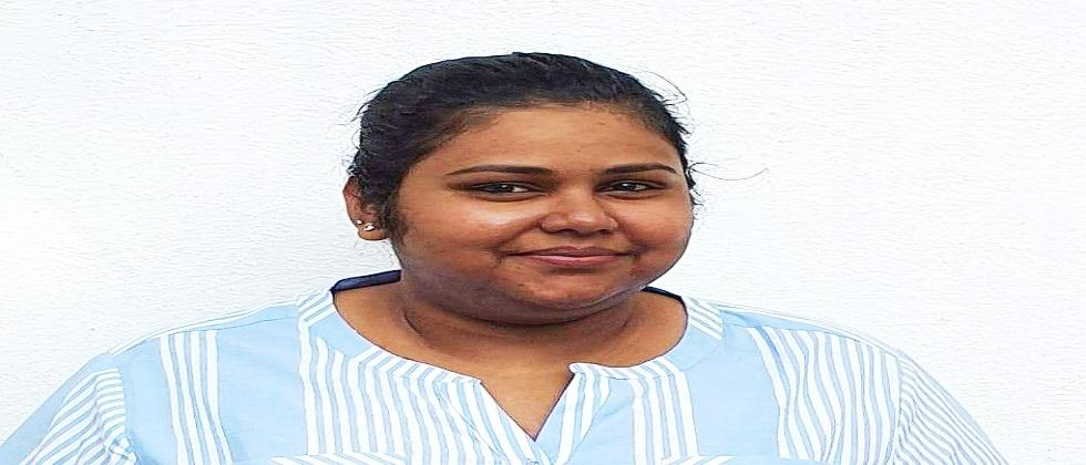 NCP candidate Vania Baptist wins from Kolwa constituency of South Goa District Panchayat