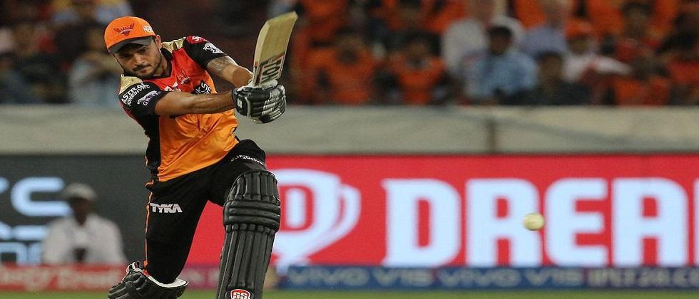 sunrisers hyderabad beats rajasthan royal in a crucial game