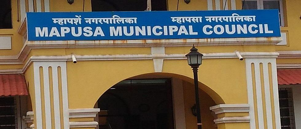 Mapusa Municipal Board has not done anything to develop Mapusa