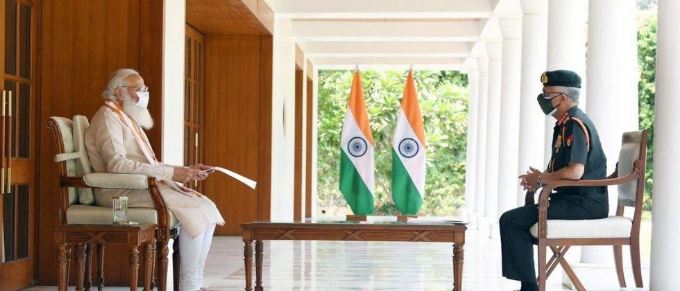 Army chief meets PM Modi Indian Army hospitals open to civilians