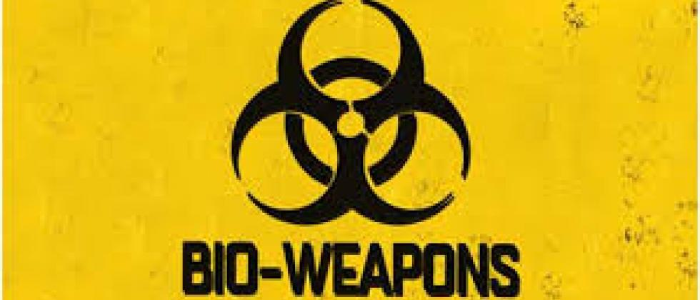 biological weapon