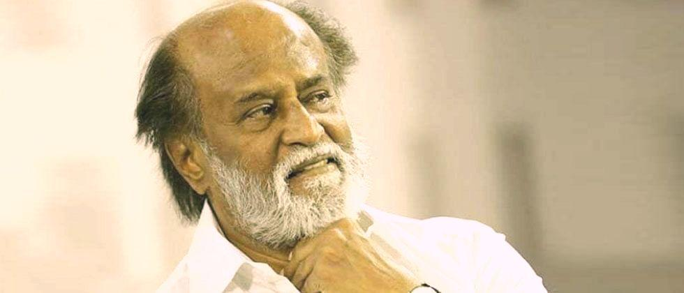 Will not launch a political party due to health issue said superstar Rajinikanth