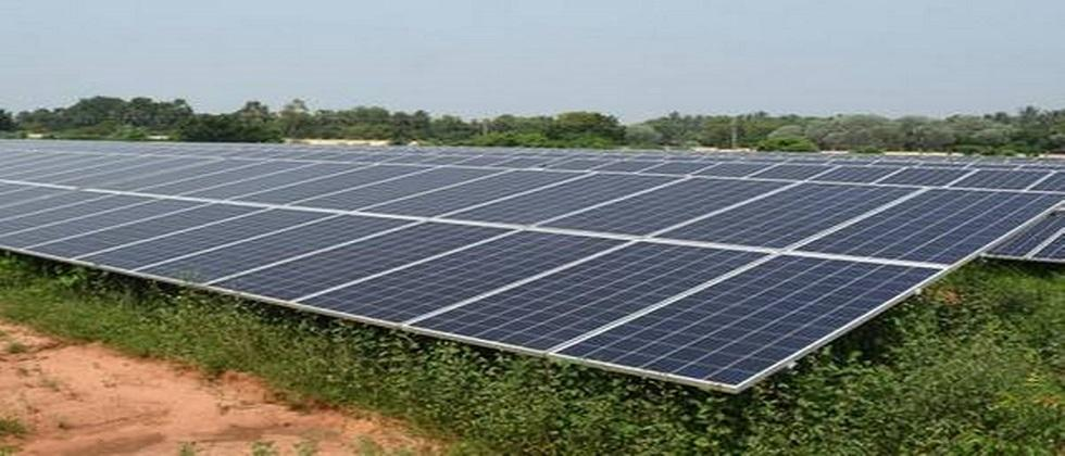Solar light will fall in the state