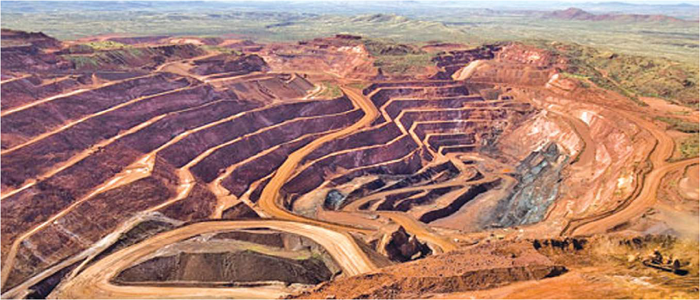 Iron ore miners steel producers and steel users in the Indian steel industry are facing a barrage of allegations