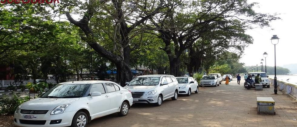 Due to Narkasura the traffic in Panaji will change from 5 pm today