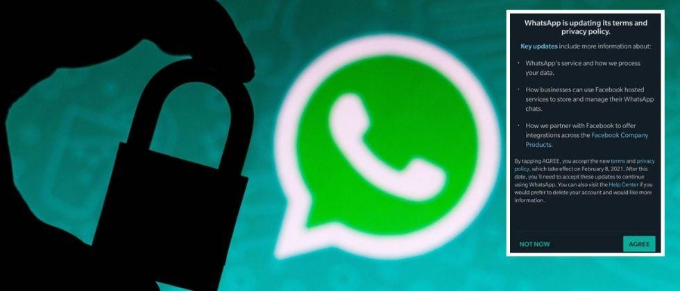 Withdraw the privacy policy, otherwise we will take strict action - the government's warning to WhatsApp