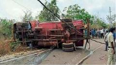 tanker accident case in pedne