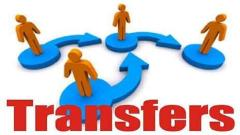 9 Civil service officers transferred
