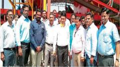 Chief Minister inspects waste project