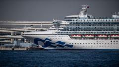 corona infection and diamond princess cruise