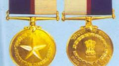 Four Officers got Presidential Medal
