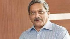 Padma Bhushan award announces to Parrikar