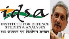 Manohar Parrikar name for Idsa