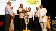 Lamp Lighting at the hands of Hon. Chief Minister Dr. Pramod Sawant-