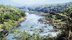 bad news for goa in mhadei river issue