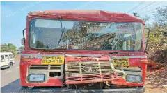 bus accident in maalpe