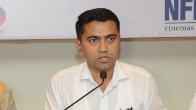 Goa Chief Minister Pramod Sawant. (File Photo)