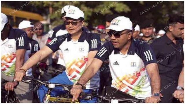 Fit India's Cyclothon event kick-starts from Goa
