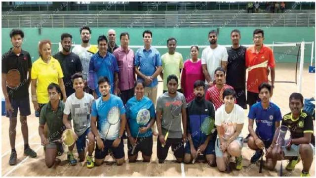 GBA organises badminton coaches certification clinic