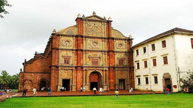 Novena of Grace at Bom Jesus Basilica from March 4