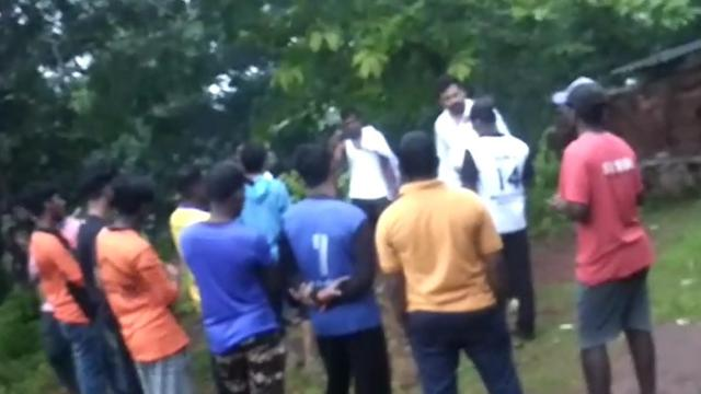 Christian youth purportedly stopped from playing cricket and being sent out of a temple ground