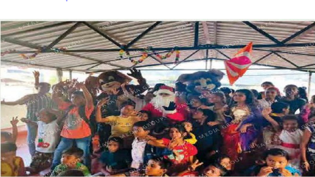 Christmas Celebration by Revas Foundation